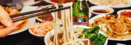 Chin's Kitchen - Cuisines of Asia - Lan Su Chinese Garden