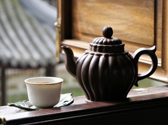 Tea Month at Lan Su Chinese Garden