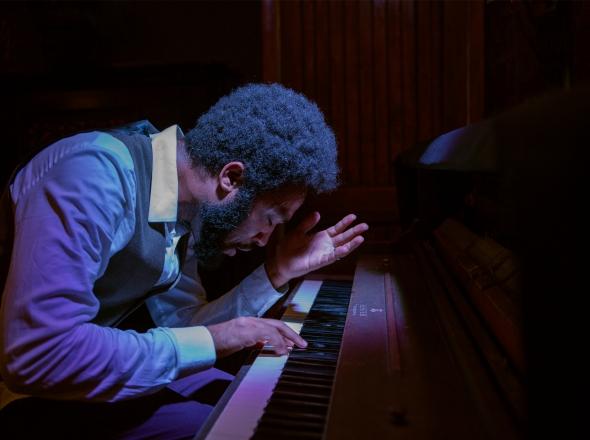 Dayramir Gonzalez Habana - enTRANCE  - Jazz in the Garden: Summer Music Series - Presented by Lan Su Chinese Garden & PDX Jazz