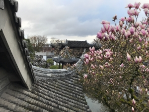 Lan Su Roof Tiles - Photo by Gabriel Weiss
